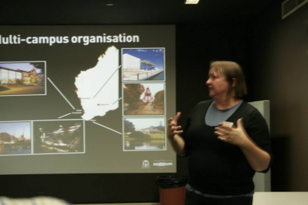 Trish McDonald tells us about the New Museum project