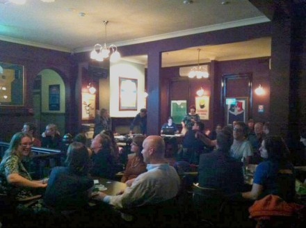 The ASC-WA 'Quizalicious' had a great turnout of members