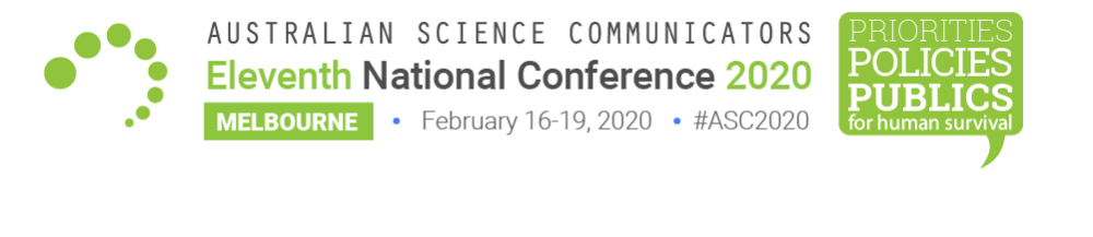 Australian Science Communicators   The national forum for